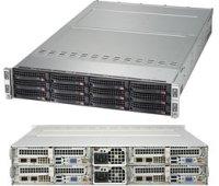 Supermicro SYS-6028TP-HC0R-SIOM(1年保証)